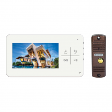 Tantos LUMI kit Комплект видеодомофона