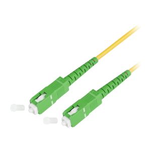 NTSS-SPC-657-SC/A-SC/A-3.0-25 Шнур оптический spc SC/APC-SC/APC 9/125 G.657A1 3.0мм 25м LSZH
