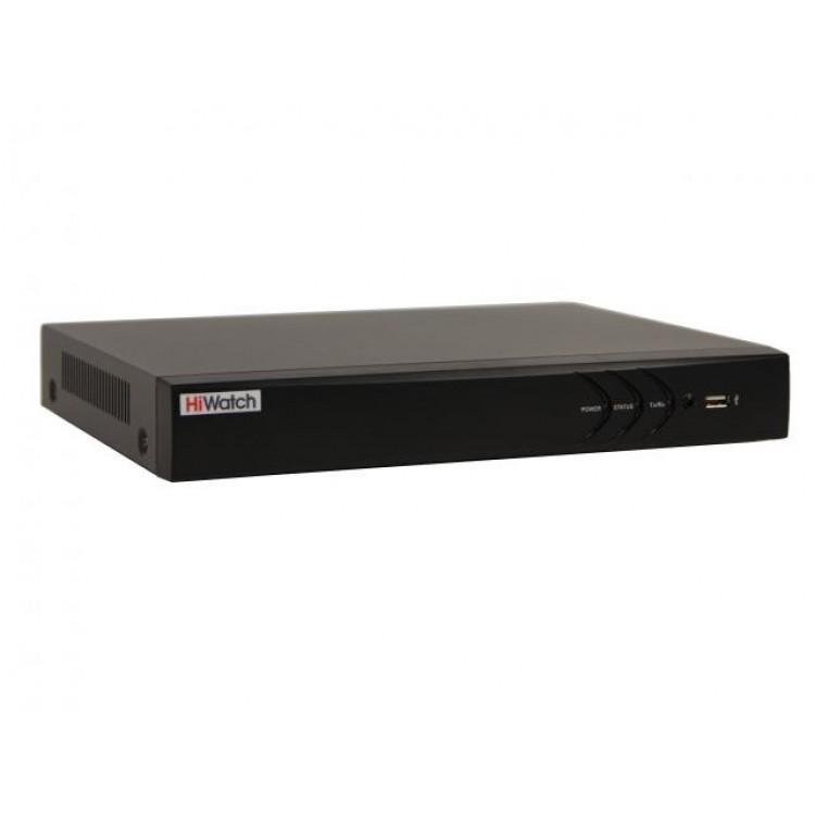 HiWatch DS-H304Q HD-TVI регистратор