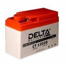 Delta CT 12026 Аккумулятор