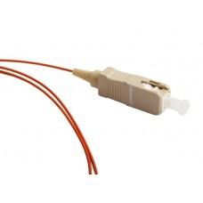 Hyperline FPT-B9-62-SC/PR-1M-LSZH-OR Пигтейл