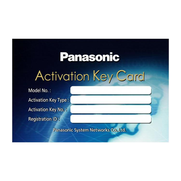 Panasonic POLTYS-CCAEA Сервисная поддержка