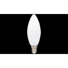 RSV RSV-C37-7W-4000K-E14 Лампа светод. свеча 7Вт Е14 4000К 230В  RSV-C37 7w e14 4000K
