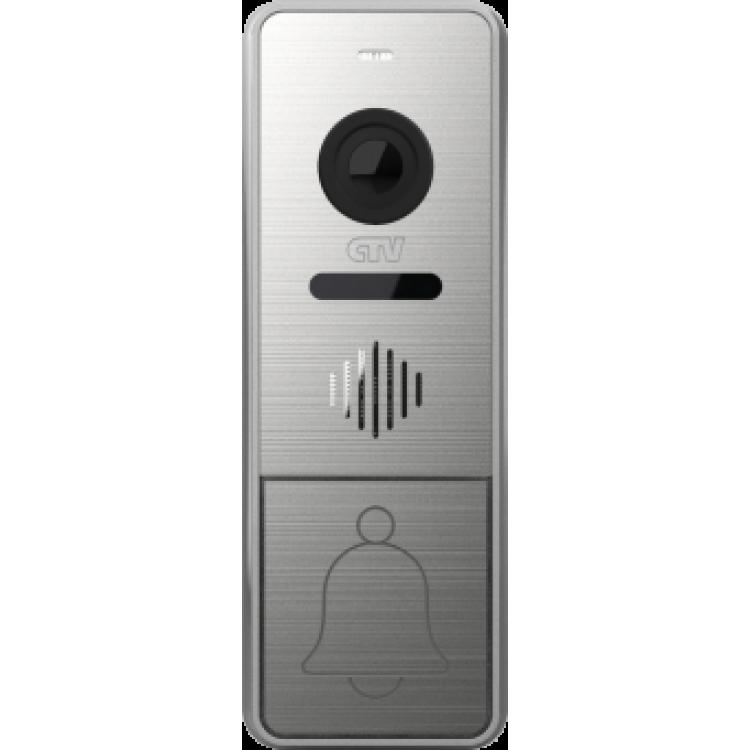 CTV-D4005 (Серебро) Вызывная панель