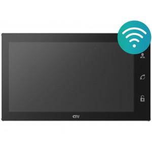 CTV-M4102FHD (Черный) Монитор видеодомофона