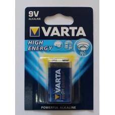 VARTA 6LR61 Элемент питания