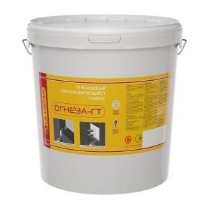 ОГНЕЗА-ГТ Огнезащитный терморасширяющийся герметик, 20 кг