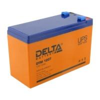 Delta DTM 1207 Аккумулятор