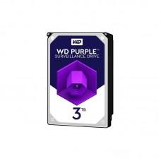 Жесткий диск WD Purple WD30PURZ, 3Тб, HDD, SATA III, 3.5