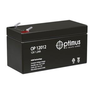 Optimus 12012 Аккумулятор