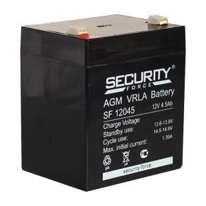 Security Force 12045 Аккумулятор