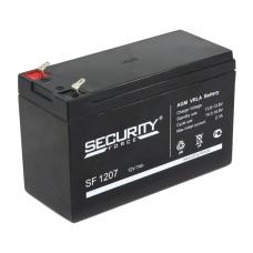 Security Force1207 Аккумулятор