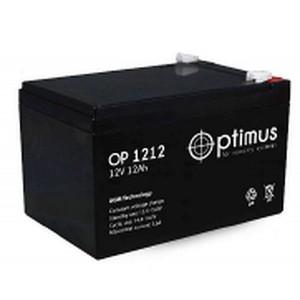 Optimus OP 1212 Аккумулятор