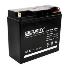 Security Force 1217 Аккумулятор
