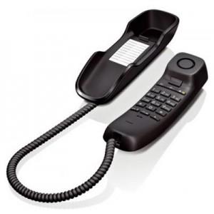 Siemens Gigaset DA 210 Телефон (черный)