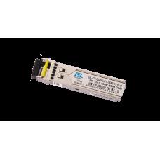 GIGALINK GL-OT-SG08LC1-1550-1310-D Модуль SFP, WDM, 1.25Гбит/c, одно волокно SM, LC