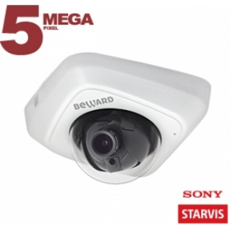 Beward ENV251DFF (2.8мм) Купольная IP камера