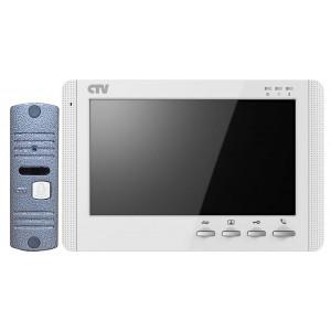 CTV-DP1704MD Комплект видеодомофона в одной коробке