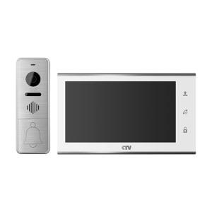 CTV-DP4705AHD Комплект видеодомофона (белый)