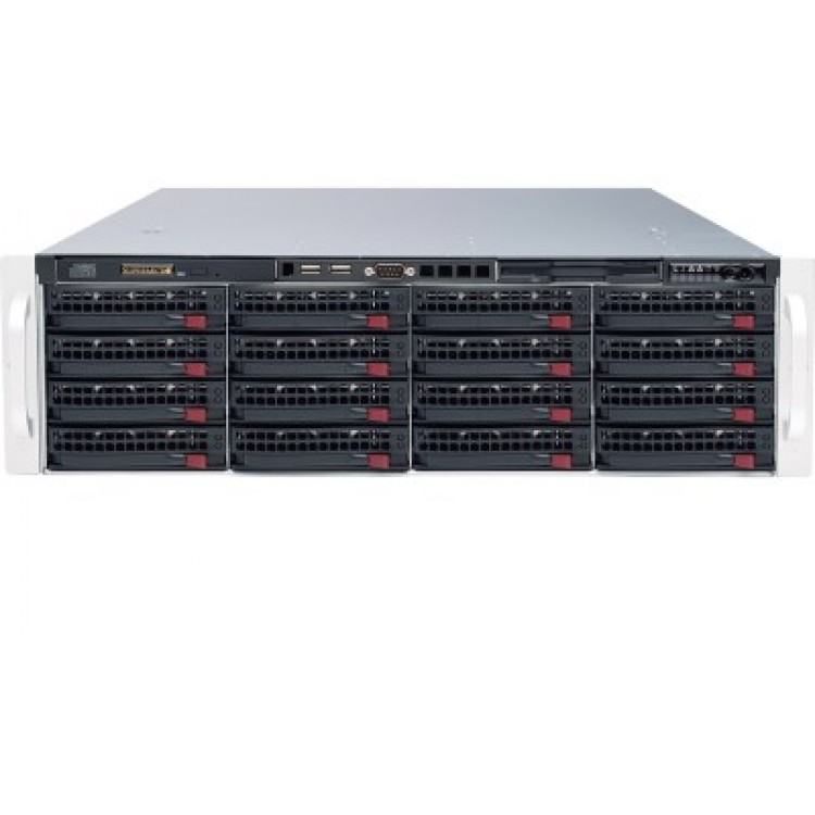 Линия NVR-128 SuperStorage IP Видеосервер