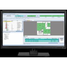 Рубеж FireSec Мультисерверная задача программное обеспечение R3