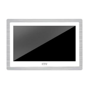 CTV-M4104AHD (Белый) Монитор видеодомофона
