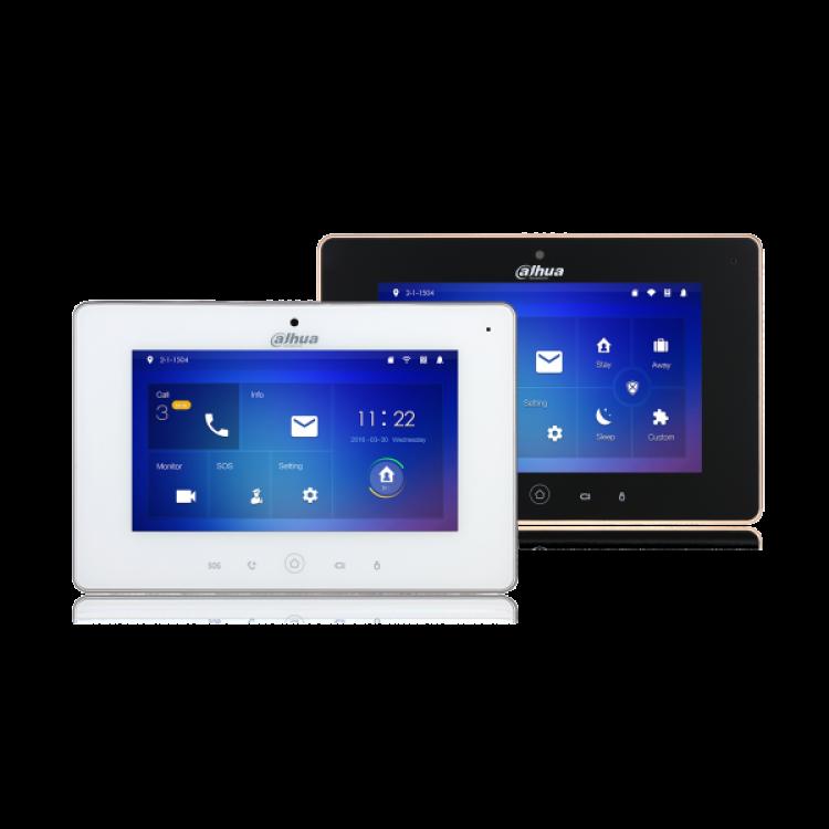 Dahua DHI-VTH5221D-C Wi-Fi IP монитор видеодомофона