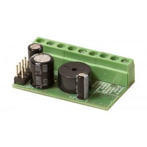 Accord AT-K4000 Автономный контроллер СКД, 4000 ключей, звук и свет индикация, макс ток 4А,