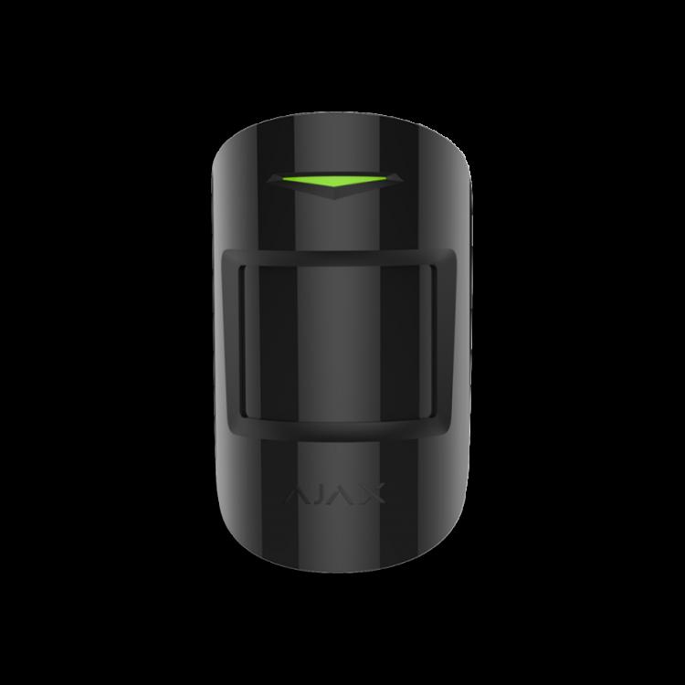 Ajax MotionProtect (black) Датчик движения с иммунитетом к животным