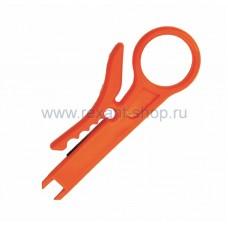 REXANT 12-4231 Инструмент для заделки и обрезки витой пары