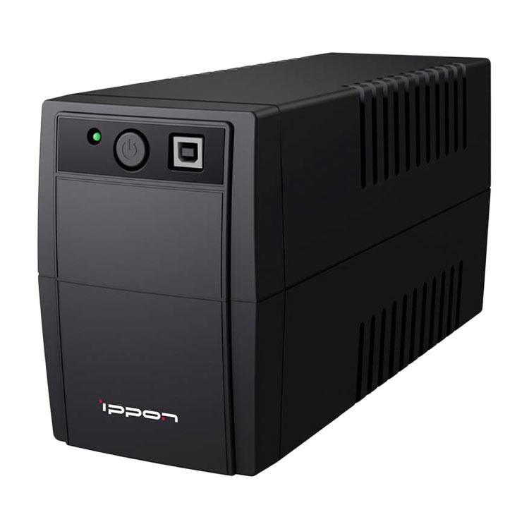 Ippon Back Basic 850 (403406) Источник бесперебойного питания