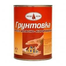 Огнеза ГФ-021 Грунтовка красно-коричневая 0,9 кг