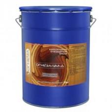 ОГНЕЗА-УМ-Д Огнезащитная универсальная краска для фасадов, БЕЛАЯ, 20 кг