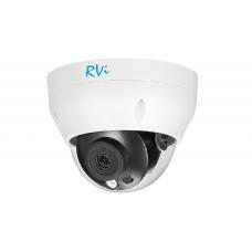 RVi-1NCD2120-P (2.8) white Купольная IP камера