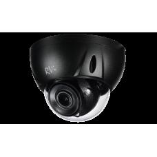 RVi-1NCD2075 (2.7-13.5) black Купольная IP камера