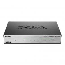 D-Link DL-DES-1008D/L2B Коммутатор 8 портовый 10/100