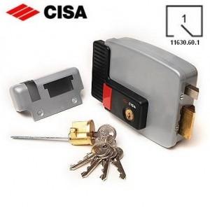 CISA 11.630.60.1 Электрозамок