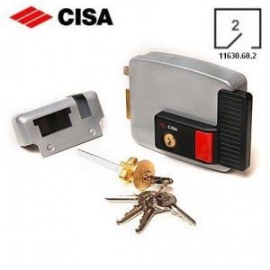 CISA 11.630.60.2 Электрозамок