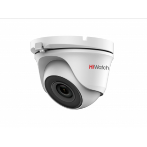 HiWatch DS-T203(B) (3.6 mm) 2Мп уличная купольная HD-TVI камера с EXIR-подсветкой
