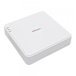 HiWatch DS-H204QA 4-х канальный гибридный HD-TVI регистратор