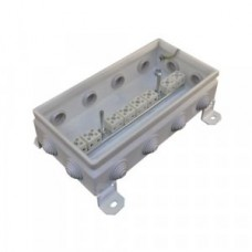 КМ-О (16к)-IP54-1224, 12 вводов коробка монтажная огнестойкая