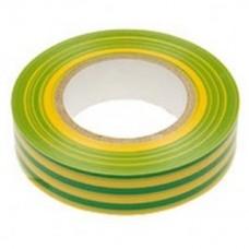 SafeLine 12122 Изолента ПВХ 15ммх20м желто-зеленая