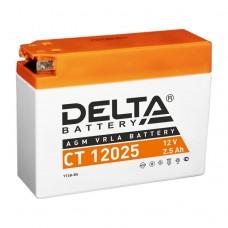 Delta CT 12025 Аккумулятор
