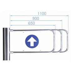 PERCo-AG-900 Створка калитки