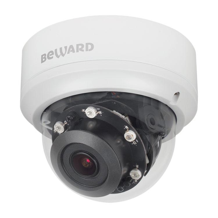 BEWARD BD4685DVZ Купольная IP камера