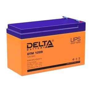 Delta DTM 1209 Аккумулятор