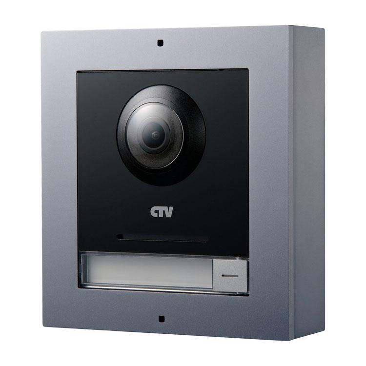 CTV-IP-UCAMS IP вызывная панель