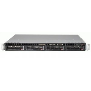 Линия NVR-64 1U IP-видеосервер