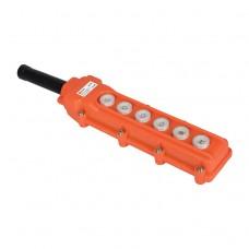 EKF ПКТ-63 на 6 кнопок IP54 Пульт кнопочный