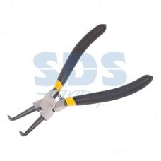 PROconnect 12-4632-4 Щипцы для стопорных колец, разжим загнутый 180 мм